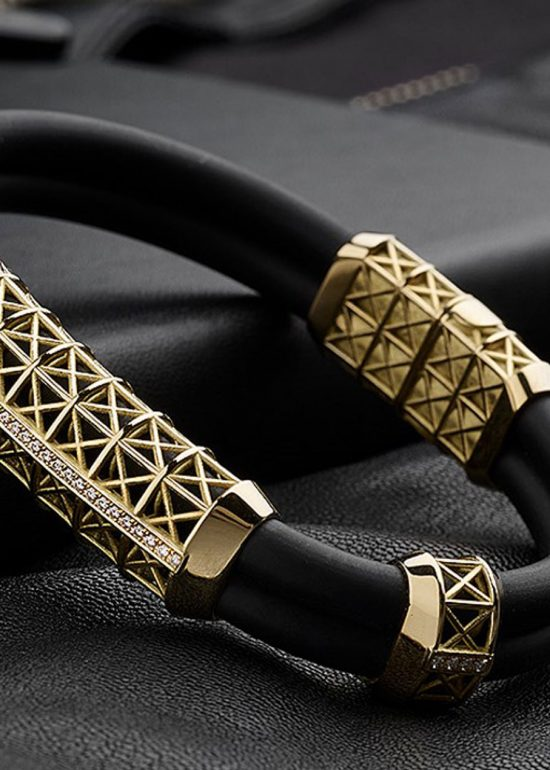 Giberg-Bracelet  Yellow Gold